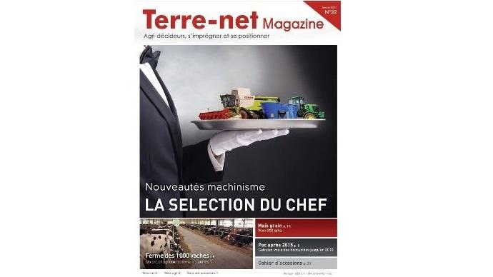 Couverture Terre-net Magazine 32