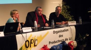 Véronique Le Floc'h : « L'organisation des producteurs reste notre priorité ! »