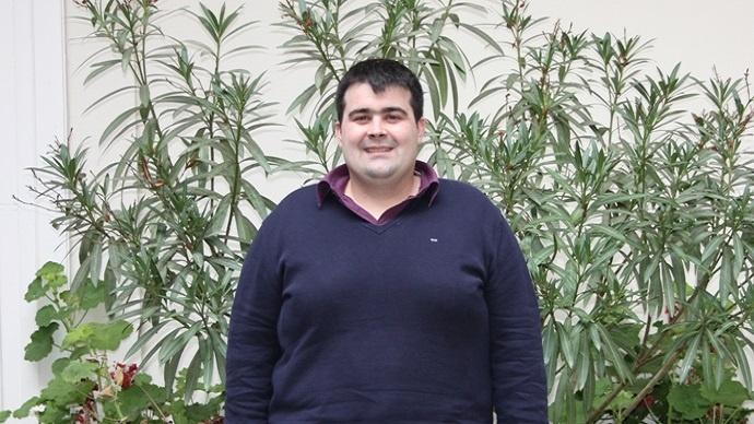 Maxime Poincloux, Jeunes agriculteurs