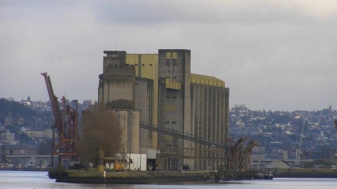 Port céréalier