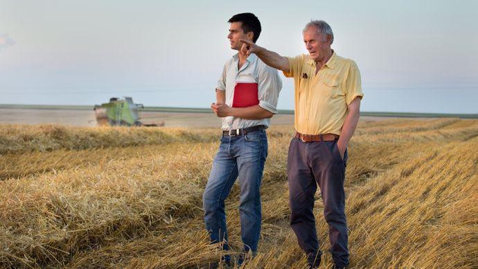 Faire face aux aléas en agriculture
