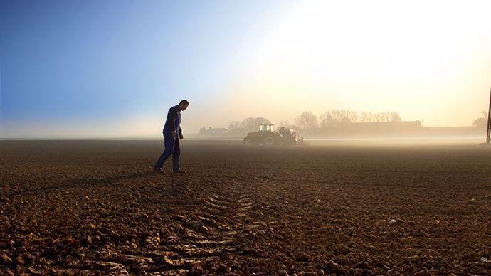 Suicide en agriculture